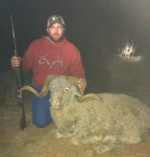 ram hunt night picture merino