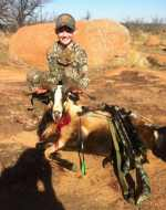 youth corsican bow hunt call for pricing!