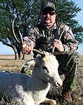 hunting white fallow in the texas hill country