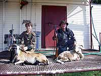 Group Hunt at The Wildlife Ranch
