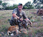 Ram Hunts in the Texas Hill Country