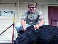 Hog Hunts on The Wildlife Ranch
