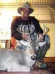Trophy Whitetail Deer Hunts at The Wildlife Ranch in mason county texas