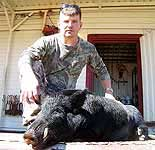 The Wildlife Ranch and a Hunter goes in the Woods and comes out with a Boar Hog