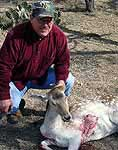 Fallow Doe Hunts in the rolling hills of texas