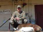 blackbuck hunt in Mason