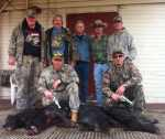 group hunt for hogs
