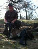 youth hunt corsican rifle