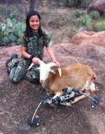 youth hunt rocks rugged hill country strawberry dall