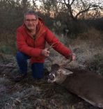 whitetail hunting hill country mason