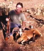 Corsican hunt rifle youth hunt