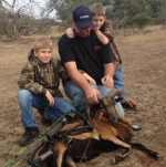 The Wildlife Ranch - youth hunt