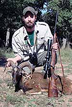 Sheep hunts in the thickets of south texas